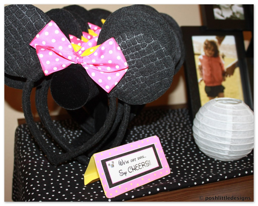 Real Parties ~ Minnie Mouse Birthday