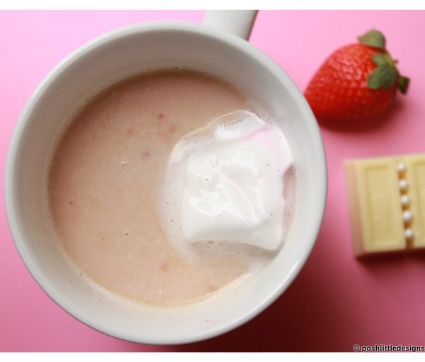 Pink Hot Cocoa
