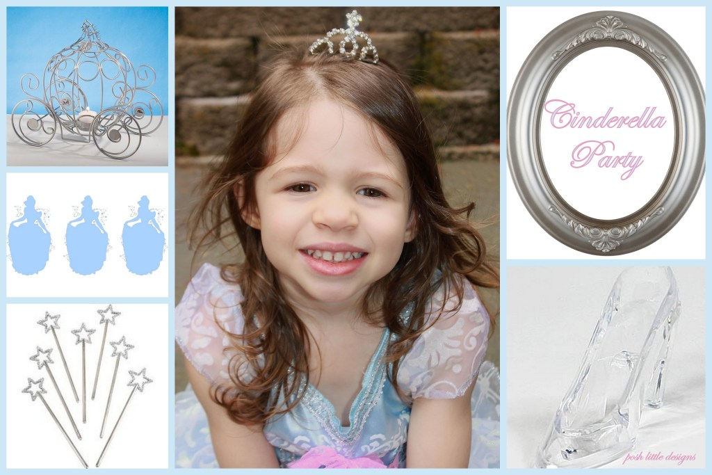 Princess Party Sneak Peek ~ Cinderella