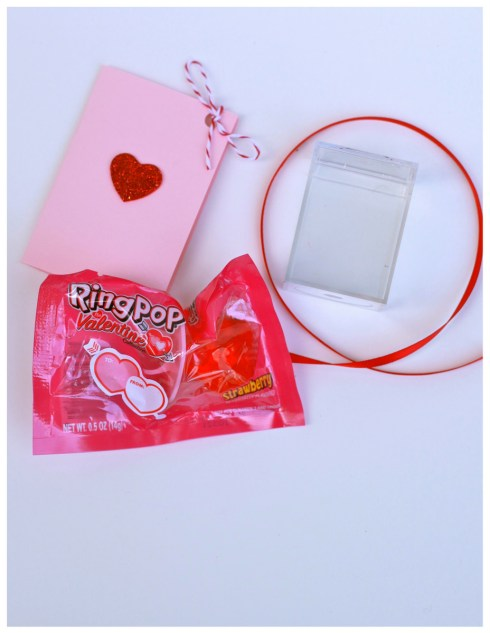 Ring Pop Valentine