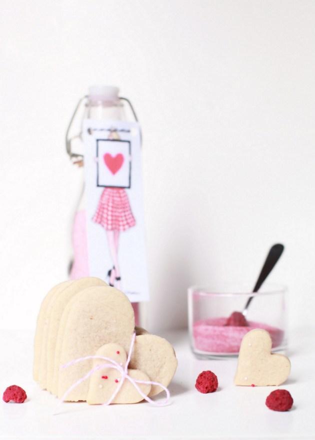 Berry-Infused-Sugar-Cookies | Posh Little Designs