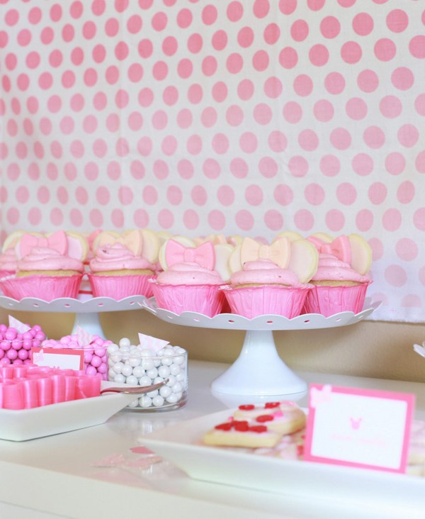 Real Parties – Ombre Minnie Mouse