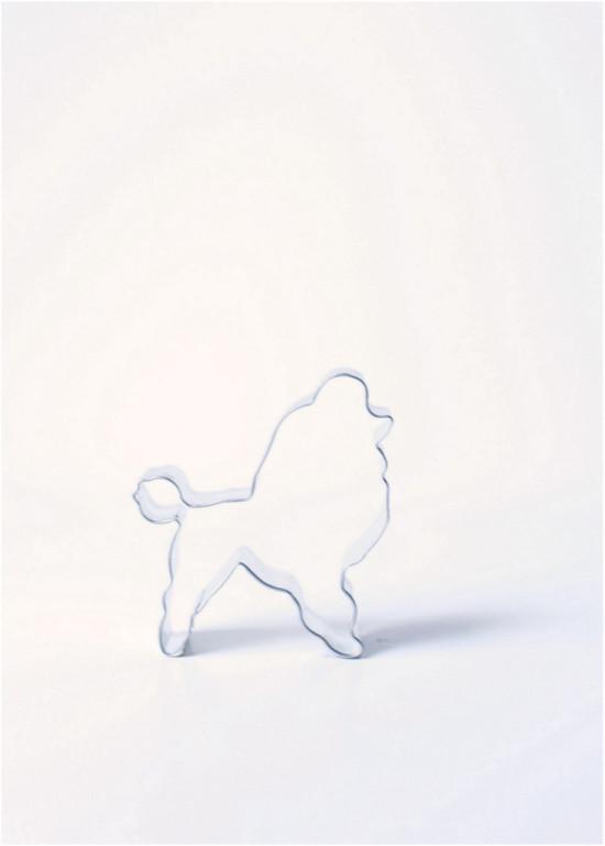 Poodle Cookie Cutter | Posh Little Designs