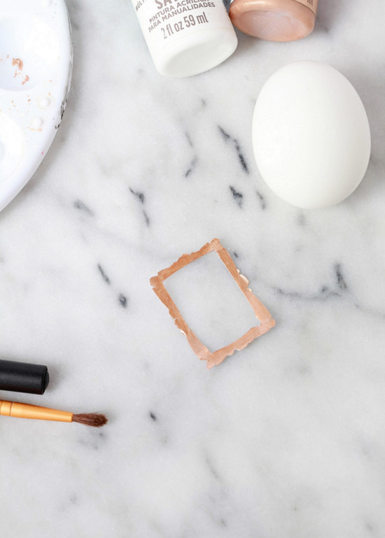 Press for Champagne Easter Eggs | Posh Little Designs