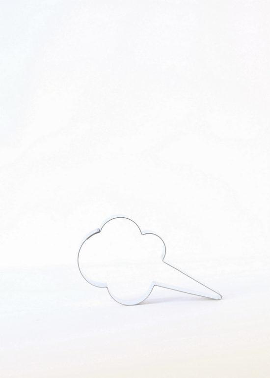Cotton Candy Cookie Cutter | Posh Little Designs
