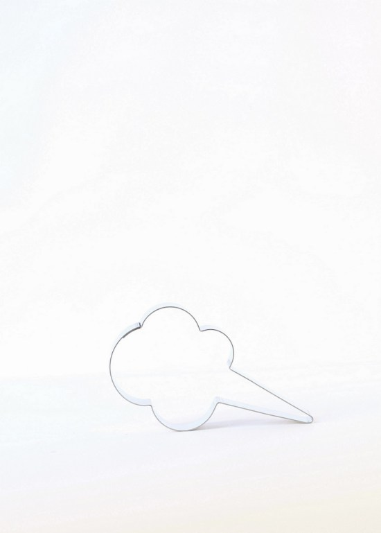 Cotton Candy Cookie Cutter | Posh Little Designs