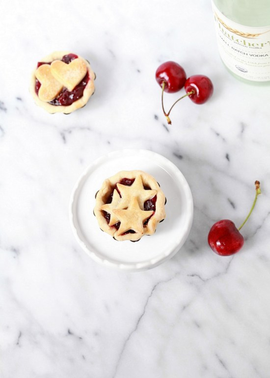 Cherry Pie Martini | Posh Little Designs