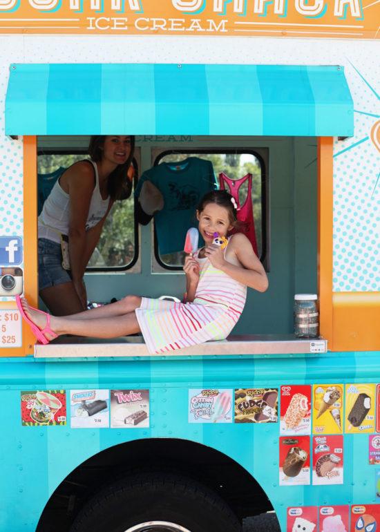 Ice Cream Beanie Boo Birthday | Posh Little Designs