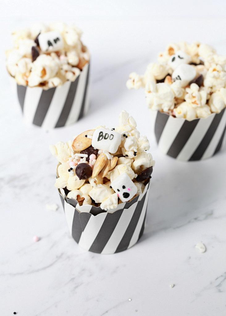 Sweet & Spooky Popcorn