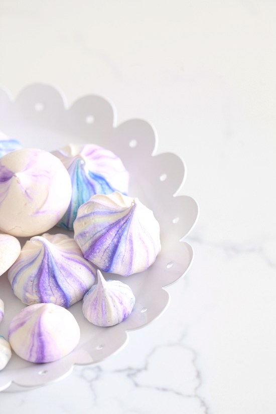 Unicorn Party, Meringues