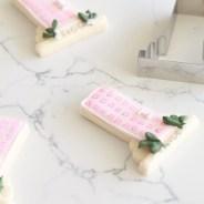 Pink Door Cookies