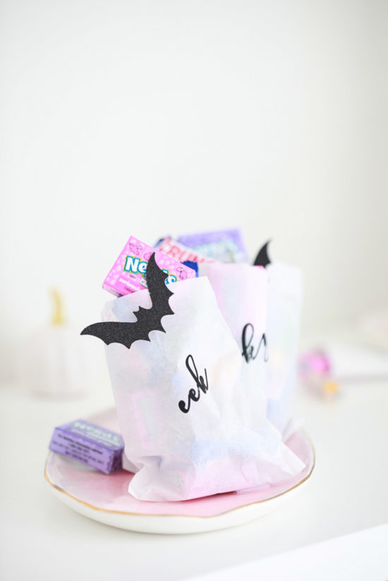 DIY, Halloween, Treat Bags, Nestle, Walmart