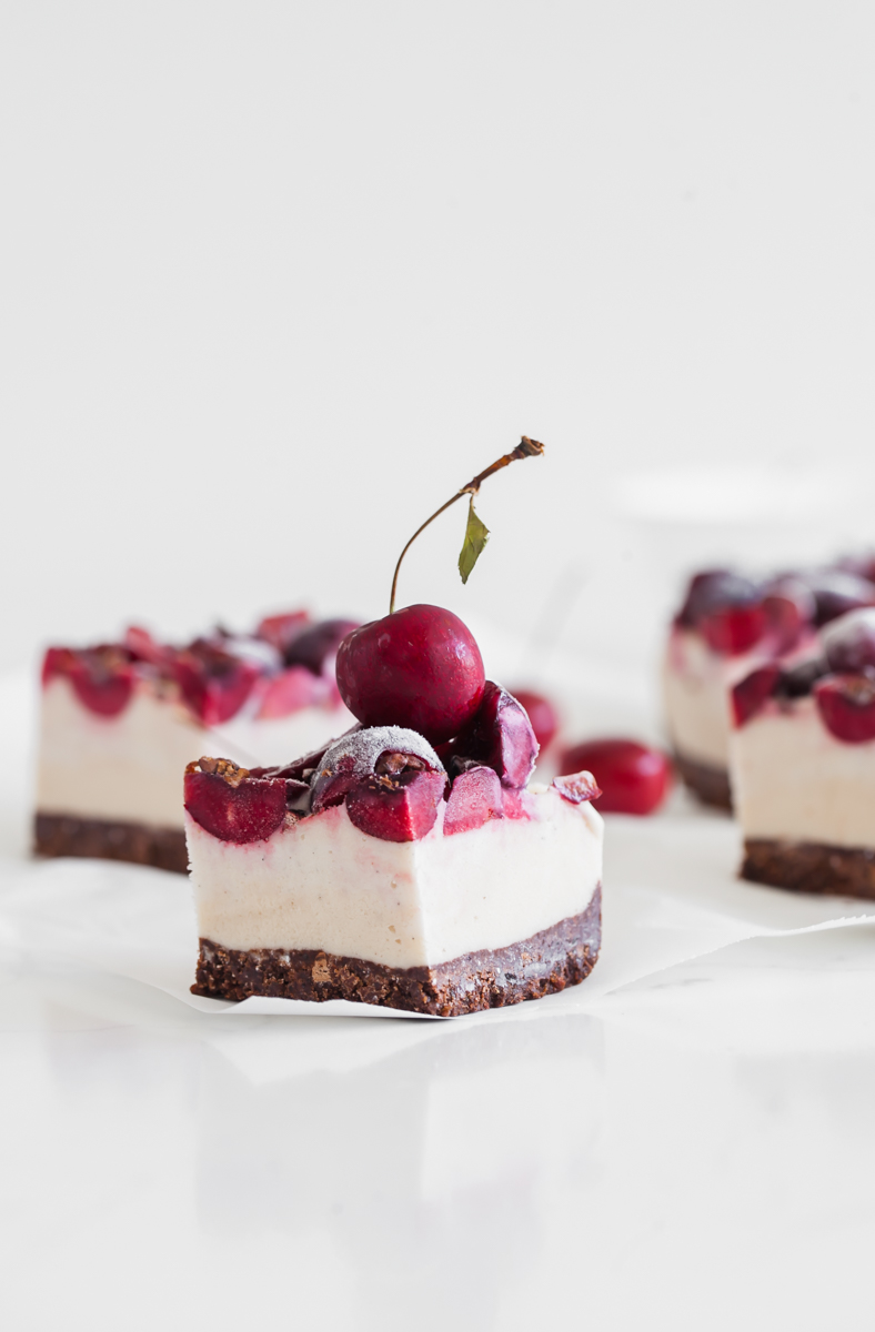 cherry-ice-cream-bars-summer-recipes-no-bake-recipes-gluten-free-dairy-free