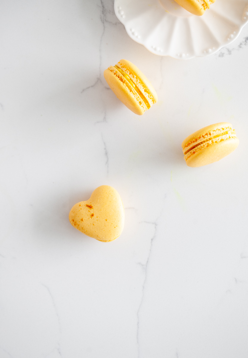 golden-milk-latte-turmeric-macarons-french-baking-recipes-fall