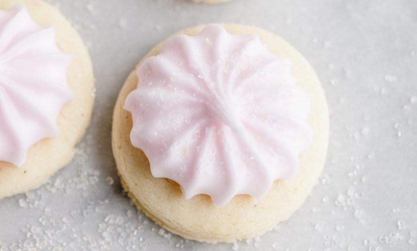 Cotton Candy Sugar Cookies – Gluten Free