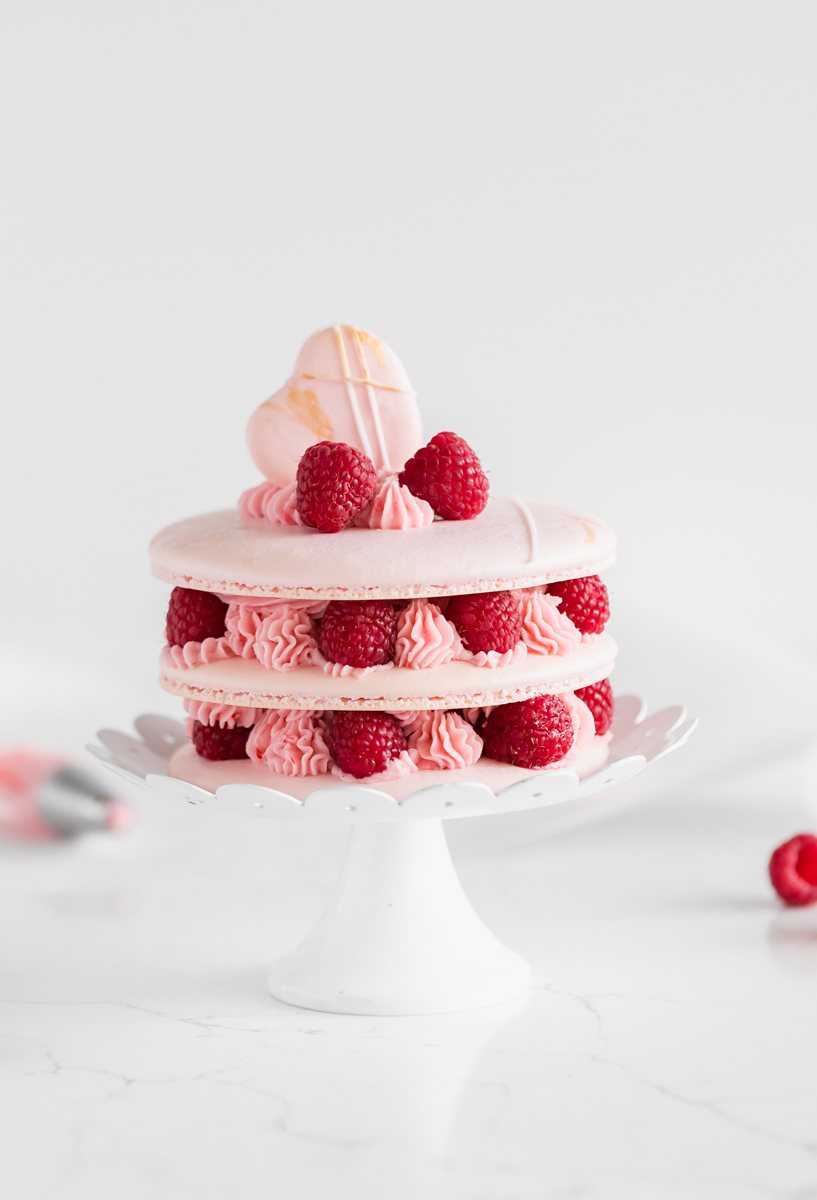 raspberry_macarons_italian_meringue_instructions_recipes_cake_gluten_free_baking_dairy_free