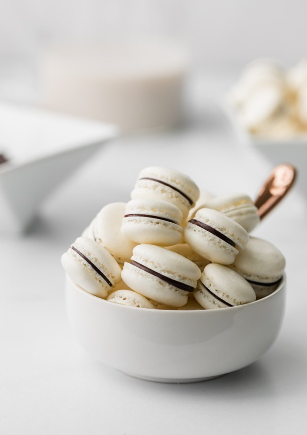 Mini French Macaron Cereal