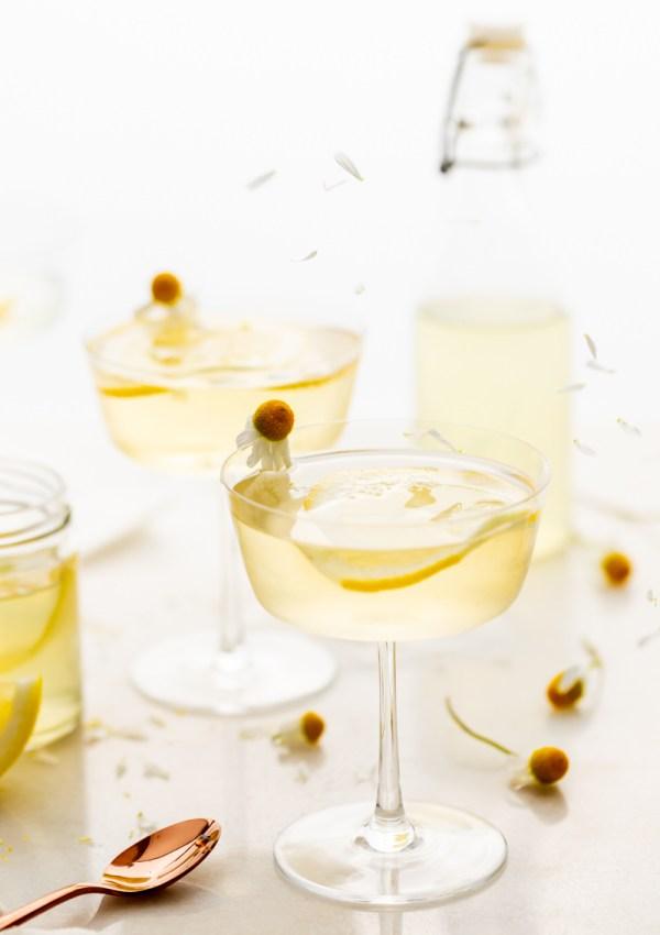 Lemon Chamomile Sparkler