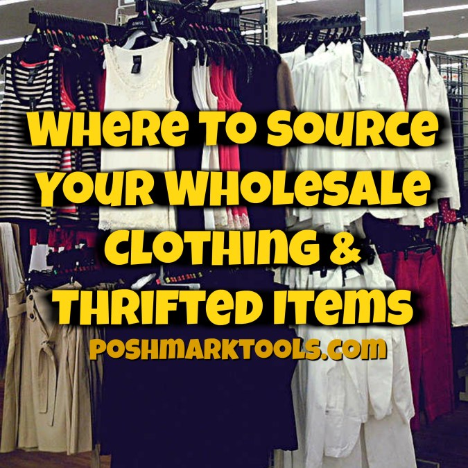 poshmark wholesale