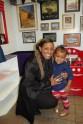 Zoë and her Auntie Kort!!