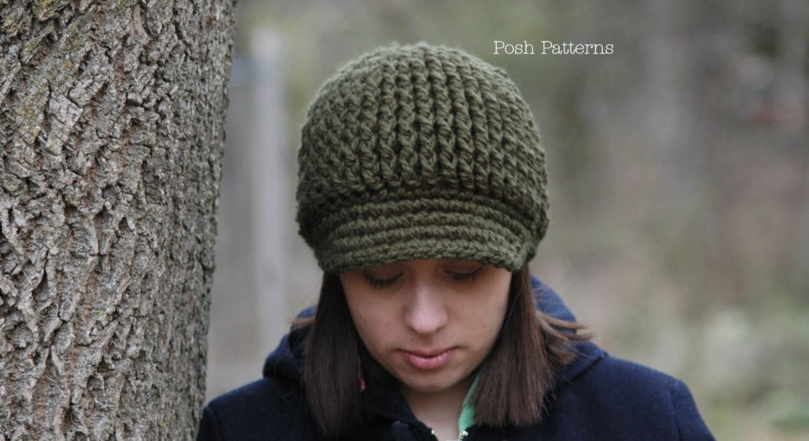 Adult Pixie Hat Crochet Pattern