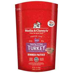S&C Tantalizing Turkey Dinner 3LB