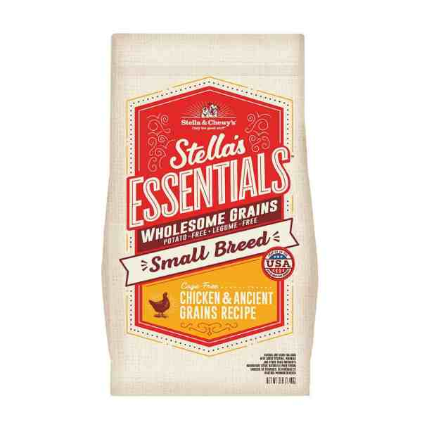 S&C Essentials Small Breed Chicken Ancient Grains 3 lb