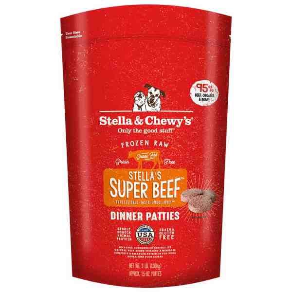 S&C Stella's Super Beef Dinner 3LB