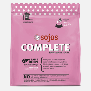 Sojo Complete Lamb 7 Pound
