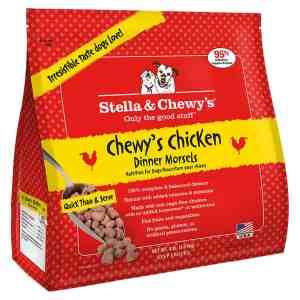 S&C Chicken Frozen Morsels 4#