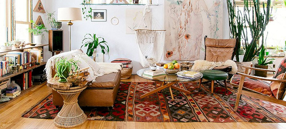 Boho Home Decor 11 Tips That Show You How To Pull It Off Posh Pennies