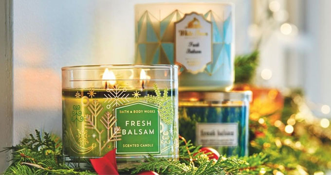 Bath Body Works 3 Wick Candle Review Posh Pennies