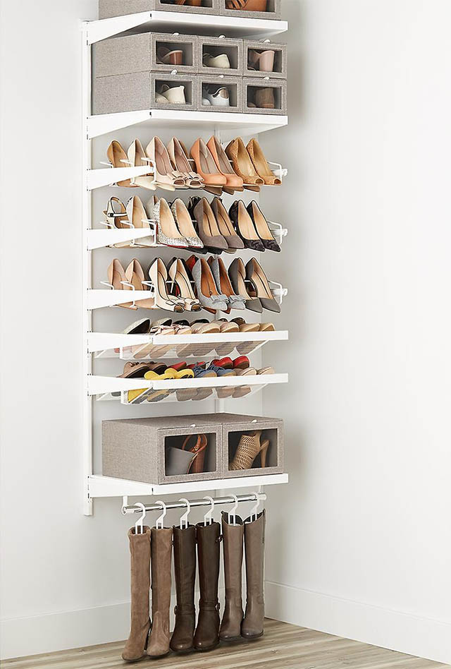 39 Genius Shoe Storage Ideas For Any Size Family Posh Pennies