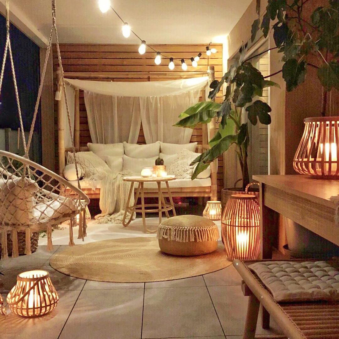 Small Balcony Ideas to Help You Make The Most of Your Outdoor