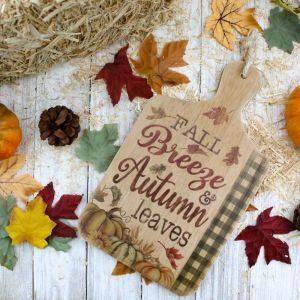 Fall, Hay, Pumpkins, Leaves, Pine Cones, Flat Lay