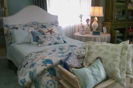 Summer Tropical Floral Bed Set