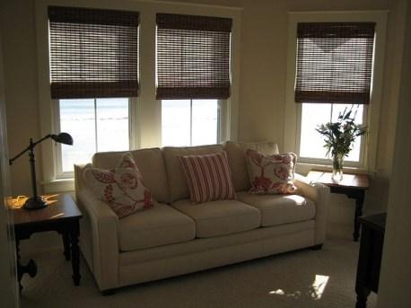"""80"""" Modern Sofa, Sunbrella Fabric"""