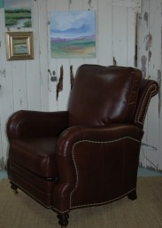 McNeilly-Chamion Recliner at Posh Living
