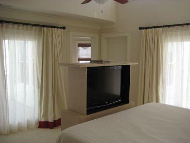 Custom-TV-Lift-Bedroom-Cabinet