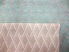 Charleston Fabric Linen Trellis Upholstery