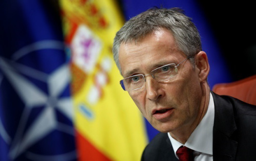 Столтенберг запевнив, що НАТО хоче допомогти Україні