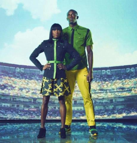 Jamaica Leads Olympics 2012 Fashion Games (2/6)