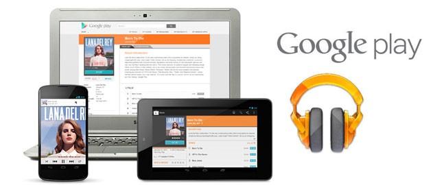 servicio streaming musica google