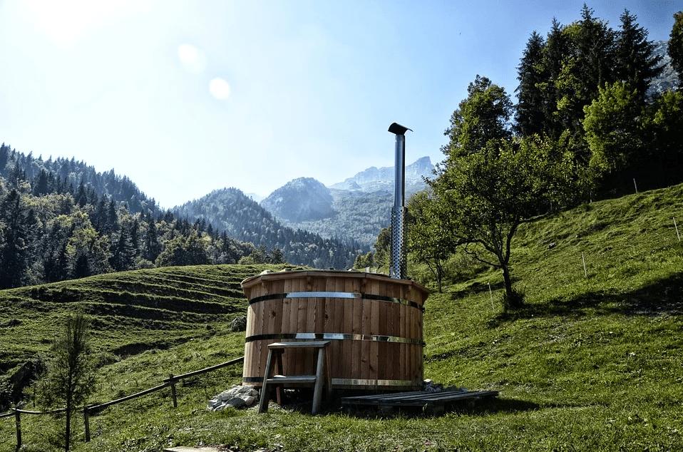 Le bain nordique : le bien-être au naturel