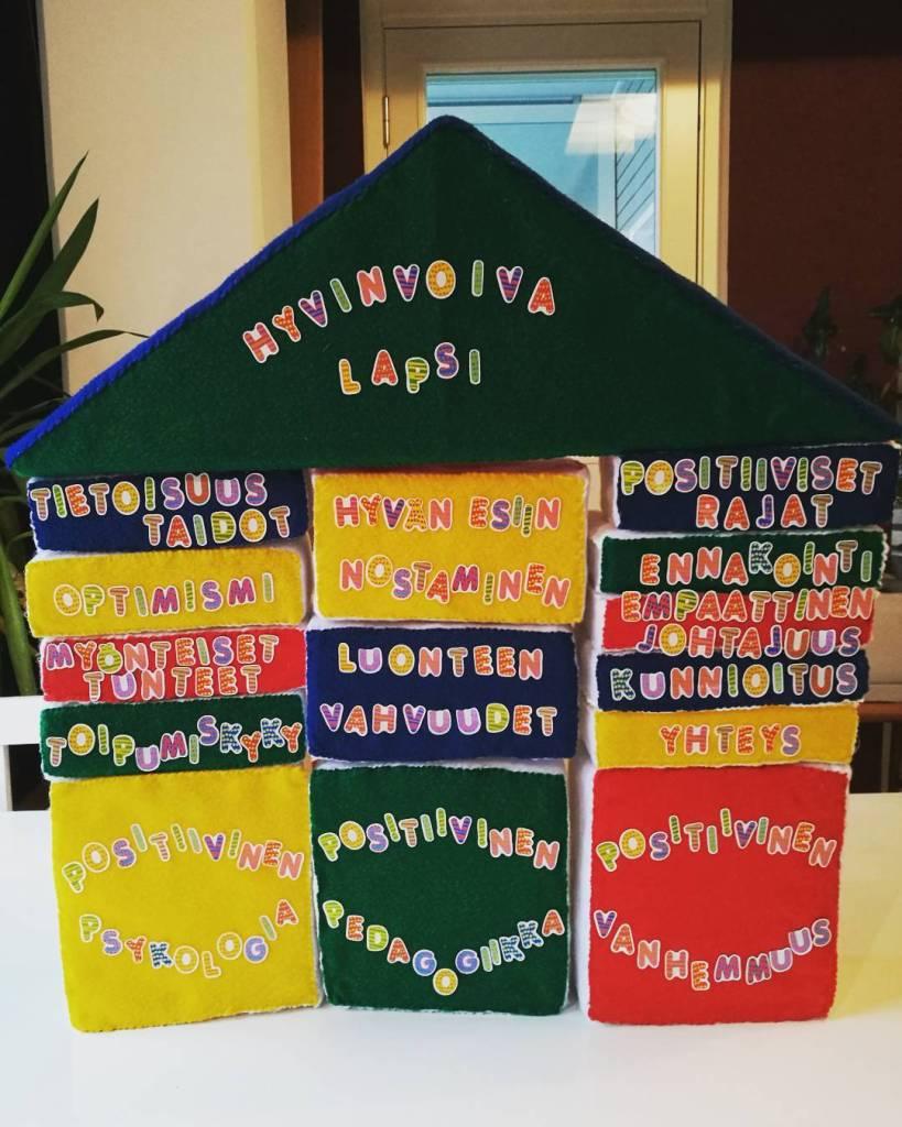 Positiivisen kasvatuksen talo