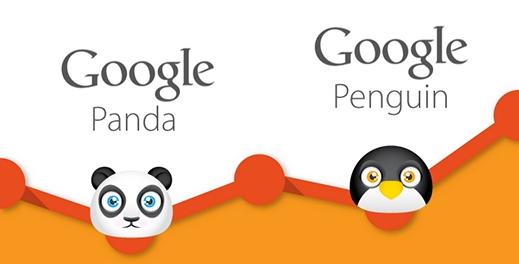 pinguin google