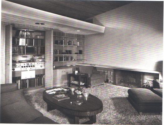 Frank Sinatra's Hi-Fi, circa 1947