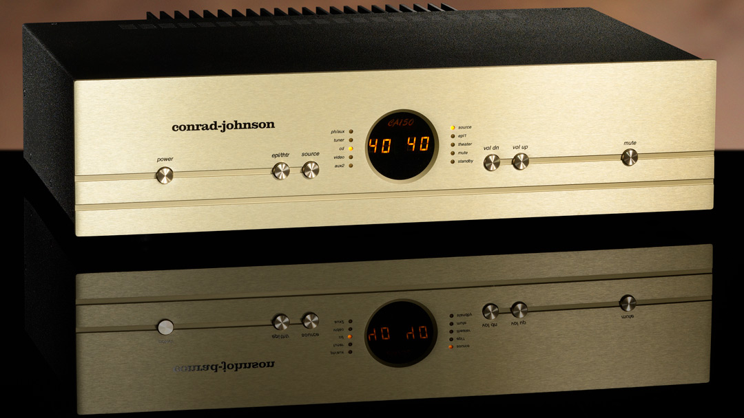 conrad-johnson CA150 Control Amplifier