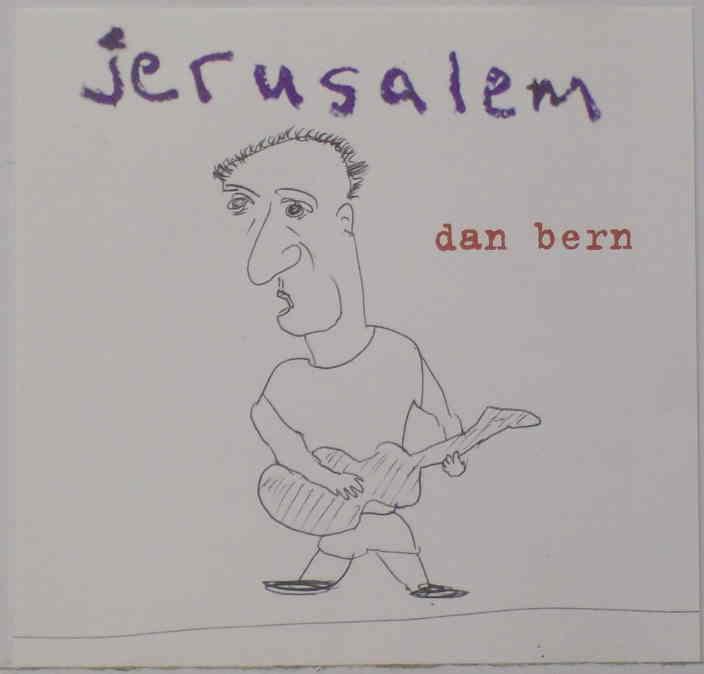 """Dan Bern:  """"Jerusalem"""""""