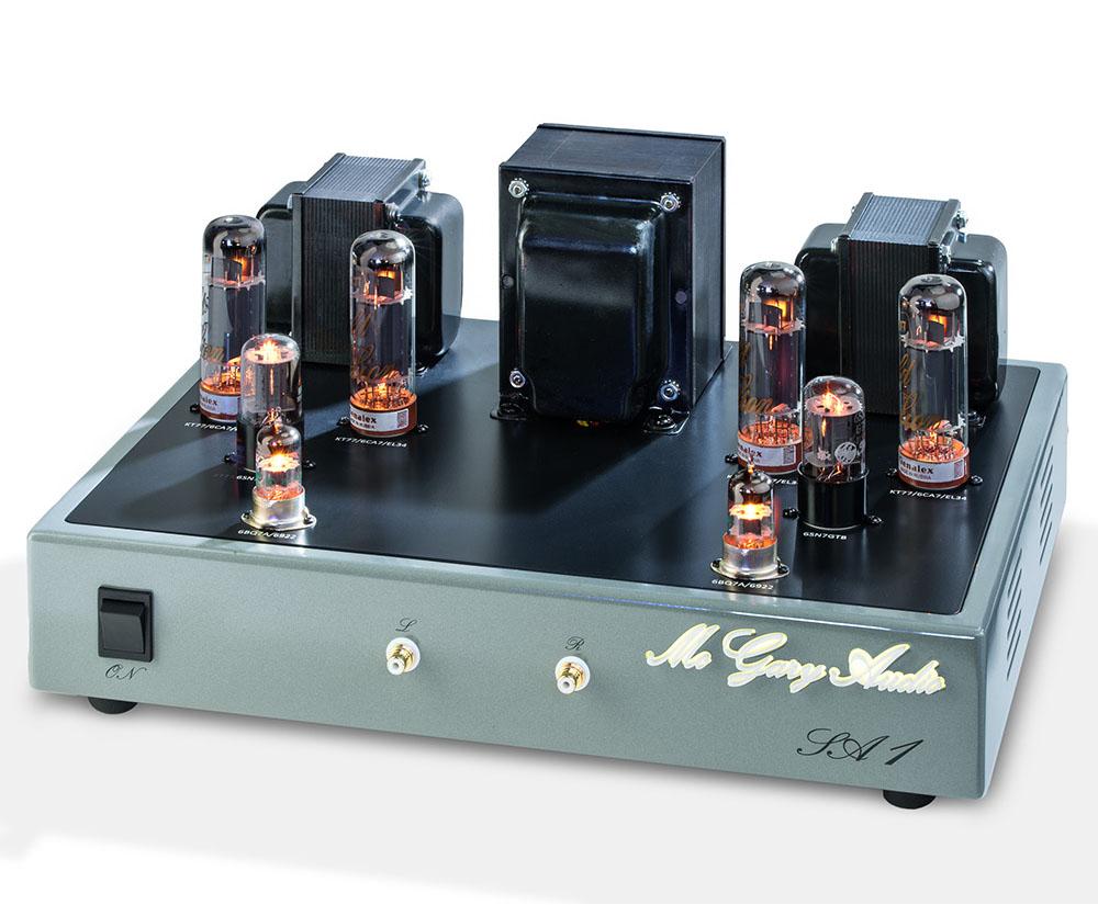 McGary SA-1 Vacuum Tube Stereo Amplifier